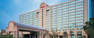Hyatt Hotel Fair Lakes Va